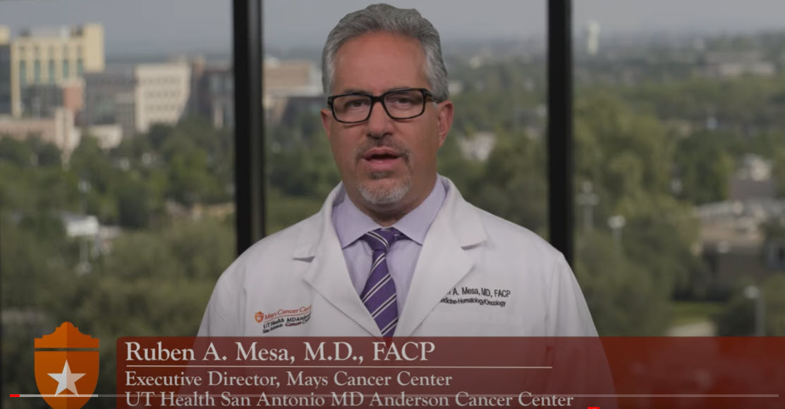 Dr Mesa, Summer 2021 MPN update